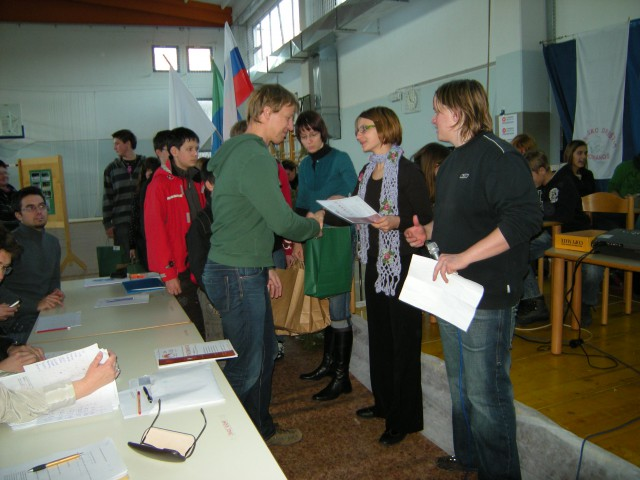 20.državno tekmovanje Mladina in gore - foto