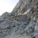 Razkošna gredina, ki popelje na zahodni greben Škednjovca