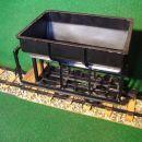 Vagon za prevoz premoga iz separacije do železniške postaje