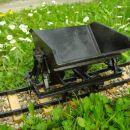 KARO - vagon za prevoz rudnin in jalovine