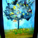 Jesensko drevo