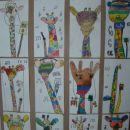 mavrične žirafe, ki obožujejo glasbo :))