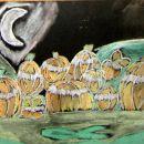 Buče v mesečini