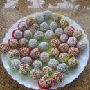 Kokosove kroglice SloKul