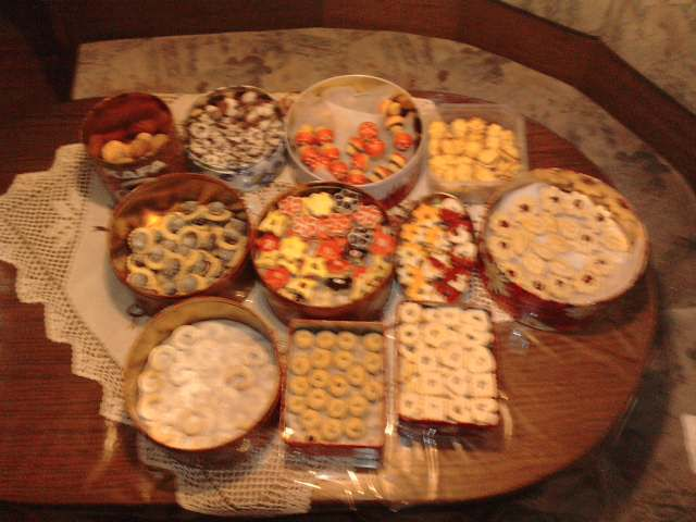 Božična peka 2009