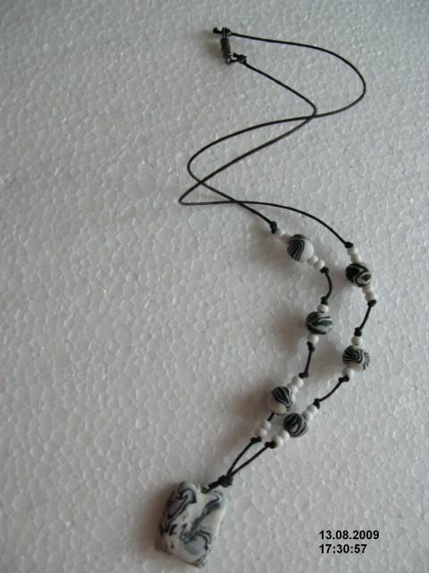 Fimo masa - ogrlice - foto