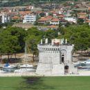 Pogled s Trogirske trdnjave