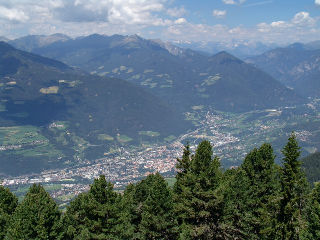 Brixen iz Plose