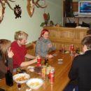 Po končani tekmi smo igrali karte