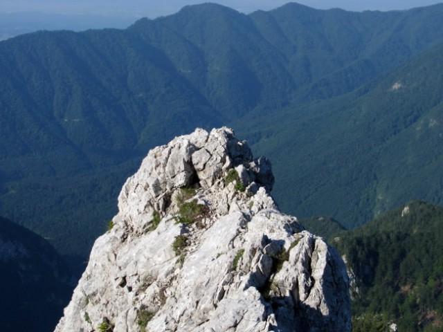 Staničev vrh in Srebrno sedlo - 12.7.2008 - foto
