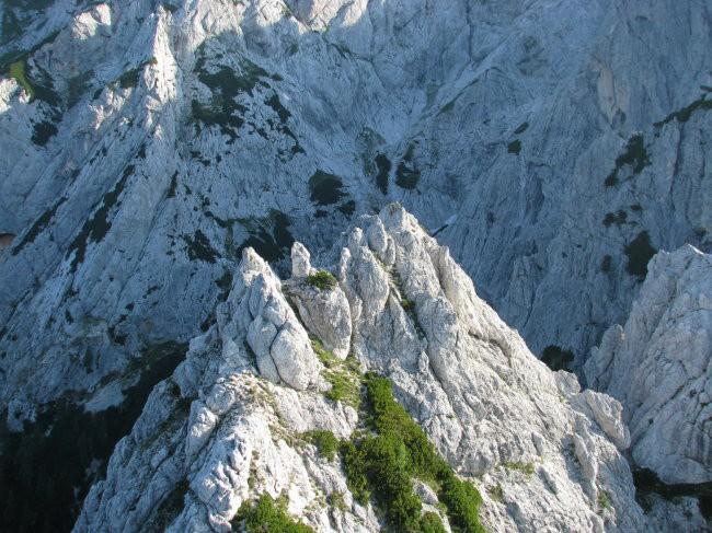 Staničev vrh in Srebrno sedlo - 12.7.2008 - foto povečava