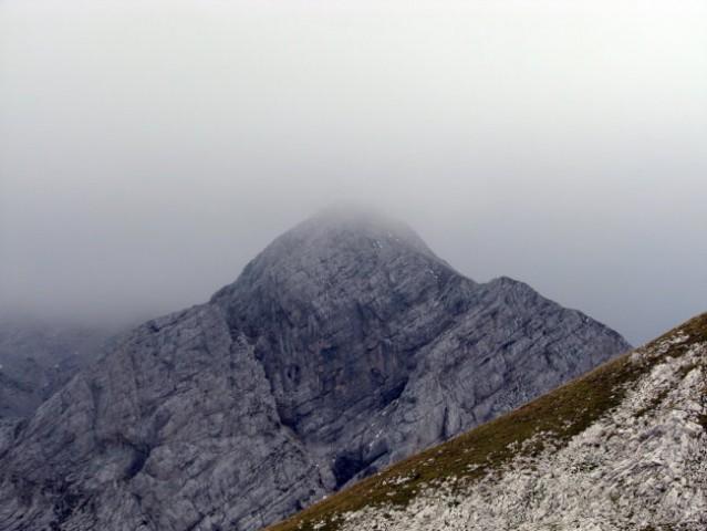Turska gora v megli