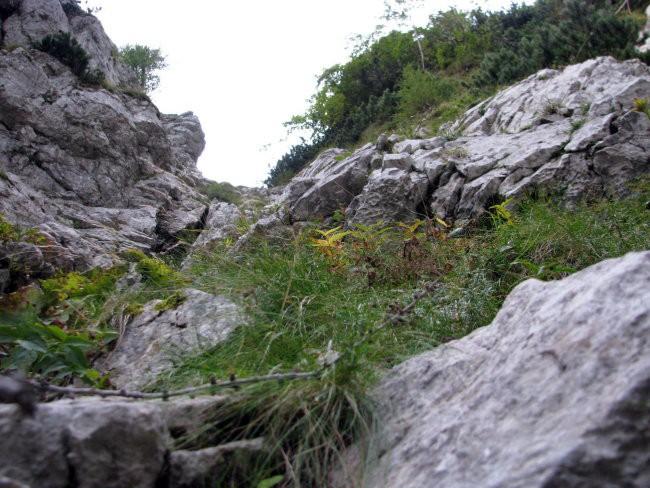 Bosova grapa - Kaptanski greben - Brana - 20. - foto povečava