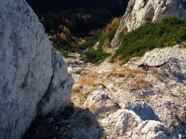Zeleniške špice - 12.10.2008 - foto povečava