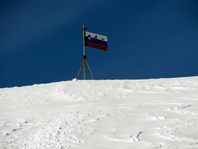 Kokrško in Kamniško sedlo - 2.1.2009 - foto