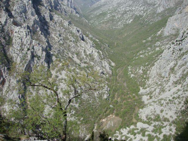 Paklenica - 8, 9 in 10.4.2011 - foto