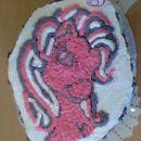 torta my little pony za našo Kajo