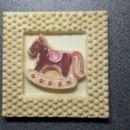 ulit okvir +ulit konjiček,kajina umetnija
