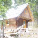 moja hišica sredi gozda