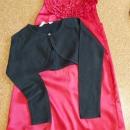 S.oliver oblekca in hm svetlec nov bolero 140 13€