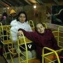 Jaz z mamo v Postojnski jami