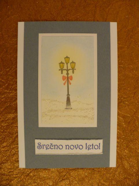 Voščilnice - božično novoletne 13/14/15 - foto