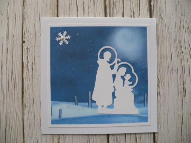 Božično novoletne voščilnice 17/18/19 - foto