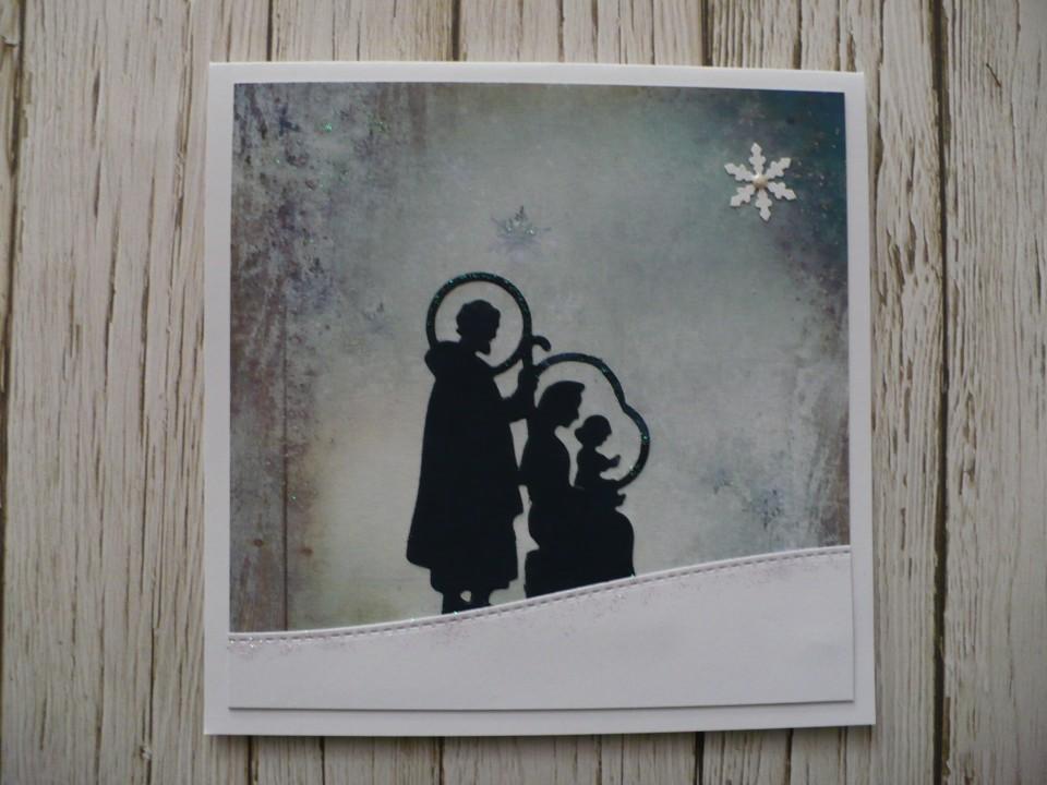 Božično novoletne voščilnice 17/18/19 - foto povečava