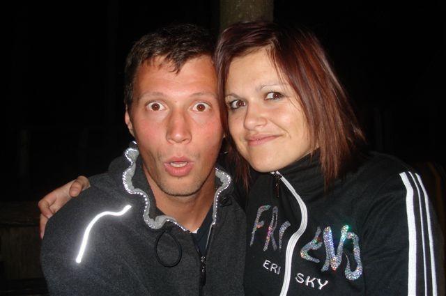 Gregor in Tanja