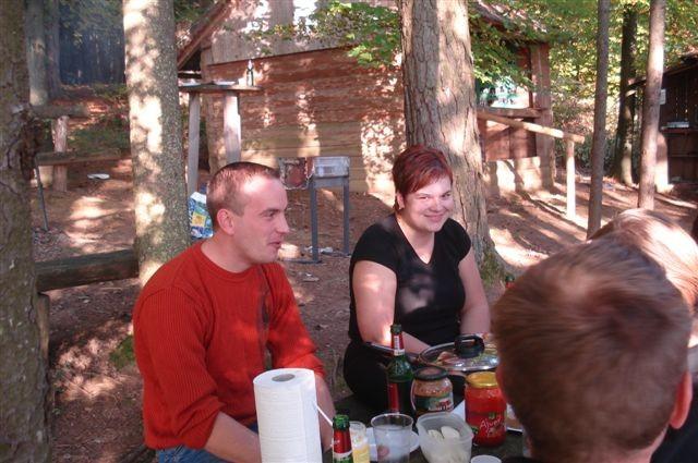Kostanjev piknik, oktober 2008 - foto