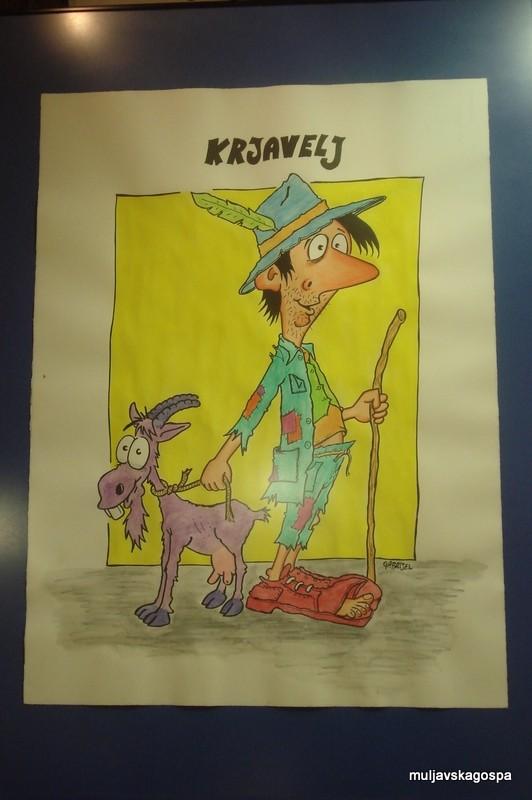 Karikature Krjavlja - foto povečava