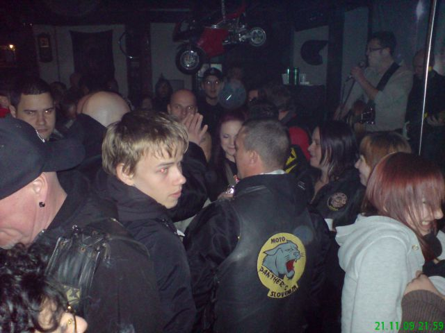 PANTHERS PARTY - foto