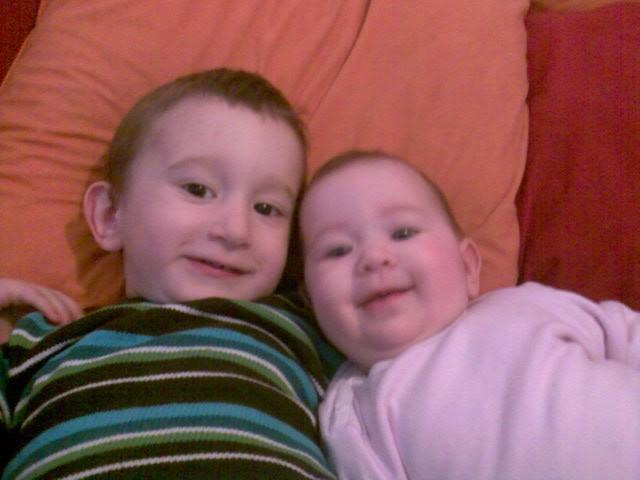Bratec in sestrica