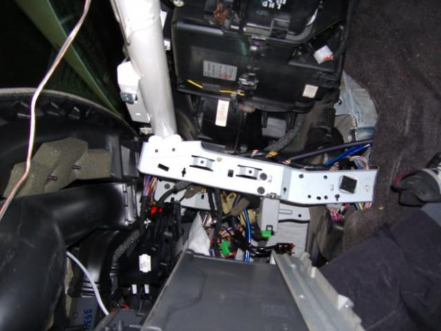 Voilvo V40 - Snemanje armature - foto