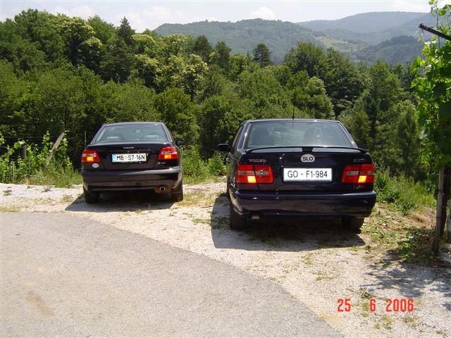 Volvo KLUB PIKNIK Slovenska Bistrica 25.6.200 - foto povečava