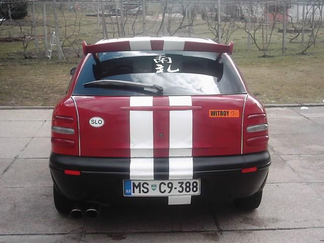 Moj nekdanji avtoček:)) - foto povečava