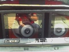 Moj nekdanji avtoček:)) - foto