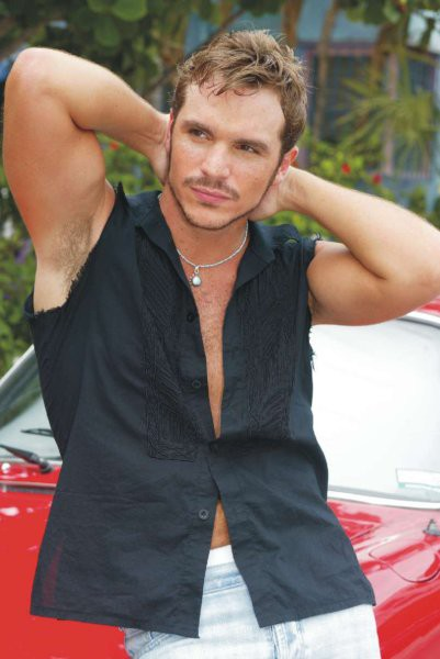 Ismael la Rosa -Juan Carlos - foto