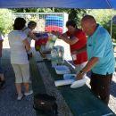 Piknik na splavu junij 2011