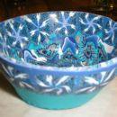 fimo skodelica iz kaleidoskop kačice