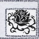 tribal rose for Colleen