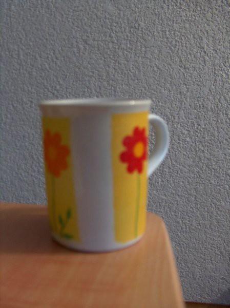 moj prvi izdelek s servietno tehniko :-))