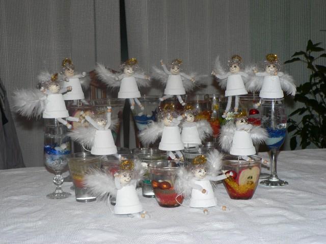 Komplet s svečami