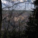 Stene soteske reke Save, ce se temu lahko tako rece.