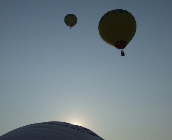 Polet z balonom 6.5.2006