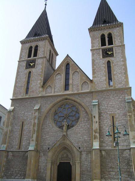 Katedrala v Sarajevu