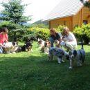 Na obisku pri Alpine River mladičih