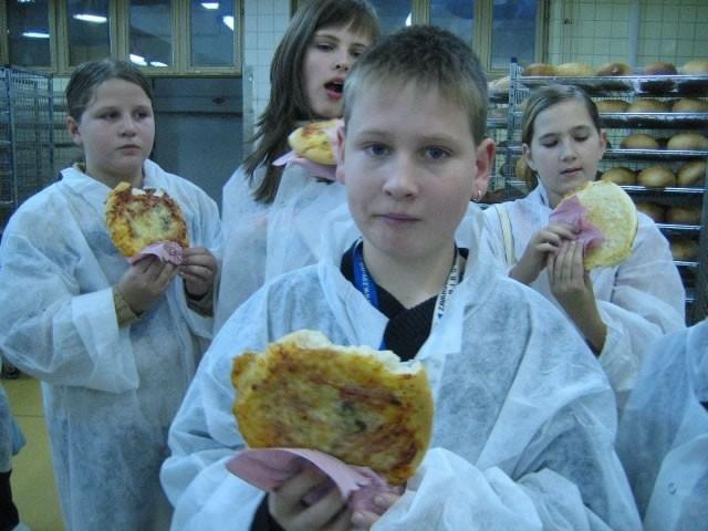 V pekarni (2005/2006) - foto