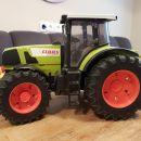 Velik traktor  CLAAS , rabljen a zelo solidno ohranjen