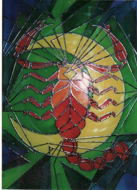 Poslikava stekla - foto